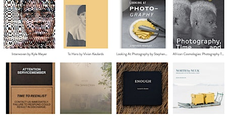 Online Photobook Group w/Contemporary Photographers tickets
