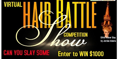 The Slay Station Virtual Hair Battle tickets