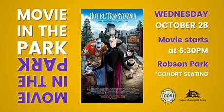 Movie in the Park - Hotel Transylvania tickets