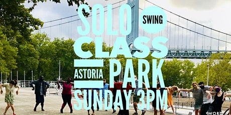 Outside Solo Swing Dance Class at Astoria Park!! tickets