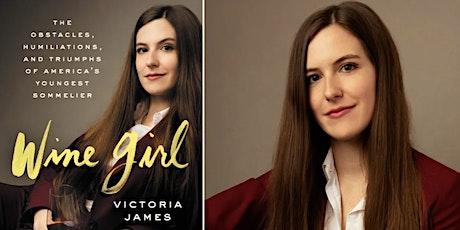 "November Wine Book Club    ""Wine Girl"" by Victoria James   Nov16 @ 7pm tickets"