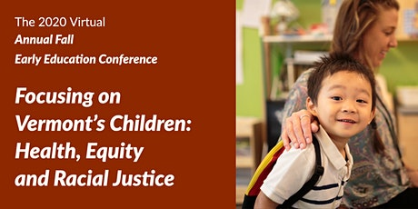 Annual Fall Early Childhood Conference tickets