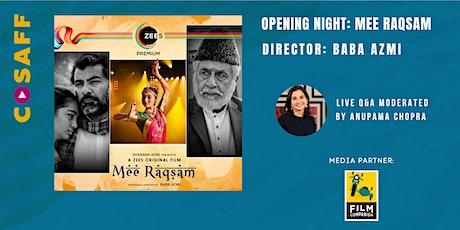CoSAFF Opening Night & Live Q&A: Mee Raqsam tickets