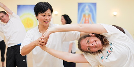 New Wall Yoga Therapy 6-Class Series (Online & In-person) tickets