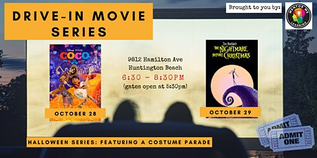 Drive-In Movie Night  HALLOWEEN Series tickets