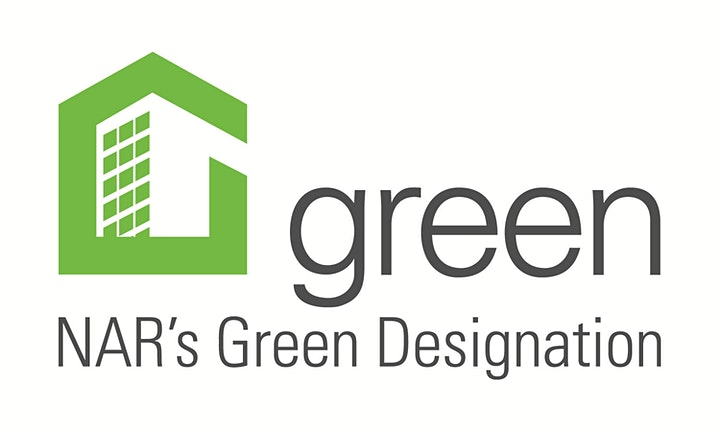 NAR's GREEN  Designation on Zoom Earth Day April 21 & 22 image