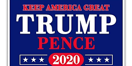 Election 2020 tickets