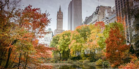 Capturing Extraordinary Fall Photography: Mid-Central Park tickets