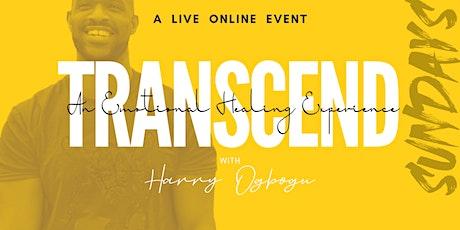 TRANSCEND -  An Emotional Healing Masterclass tickets