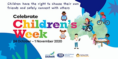 Children's Week Free Family Fun Event - Darwin Showgrounds Foskey Pavilion tickets