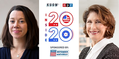 Inside 2020 with NPR's Mara Liasson tickets
