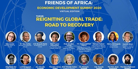 Friends of Africa Economic Summit  2020 (10th Edition) tickets