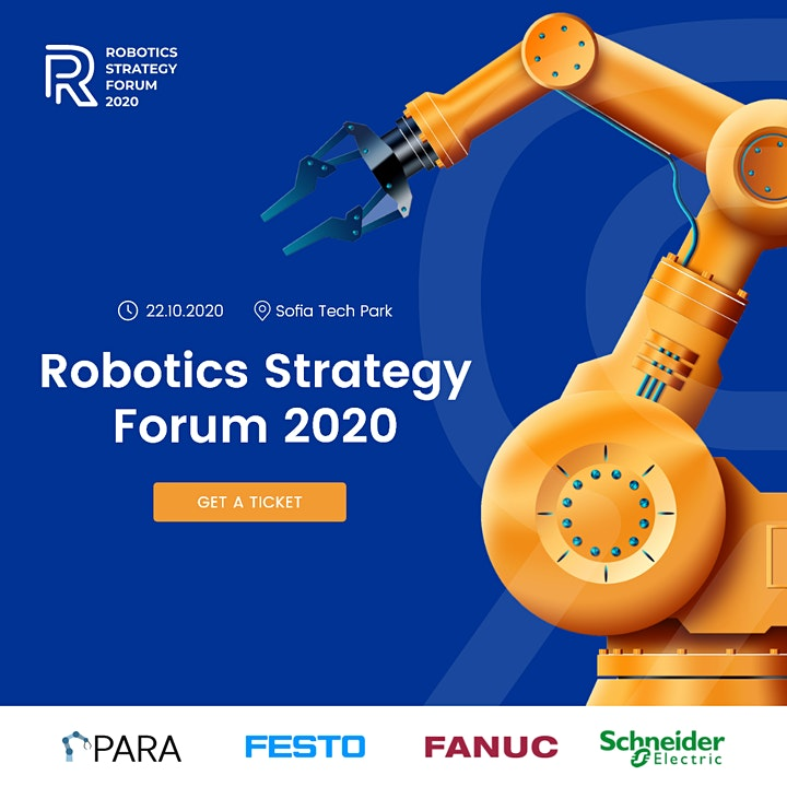 Robotics Strategy Forum 2020 image