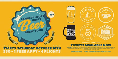 THE LANGLEY LOOP BREW TOUR tickets