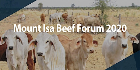 AgForce Mount Isa Beef Forum: Prosperity & Resilience during Future Shocks
