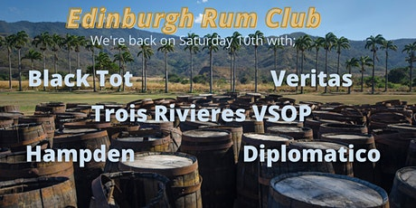 THE RETURN OF EDINBURGH RUM CLUB tickets