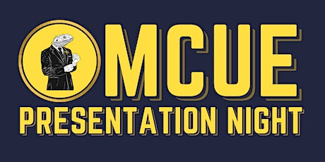 MCUE Presentation Night 2020 tickets