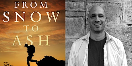 Lunch Time  Author Talk: From Snow to Ash with Anthony Sharwood