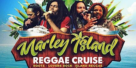 MARLEY ISLAND REGGAE CRUISE / REGGAE ON THE BAY tickets