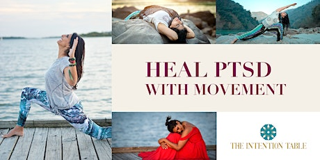 Heal PTSD with Movement tickets