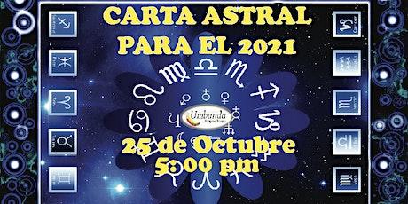 Carta Astral para el 2021 entradas