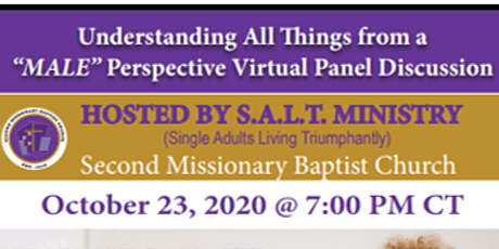 Yeah, He Said It:  Understanding All Things From a MALE Perspective tickets