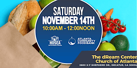 Groceries & Clothes On Us: FREE Grocery and Clothe Give Away tickets