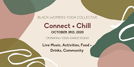 Connect + Chill tickets