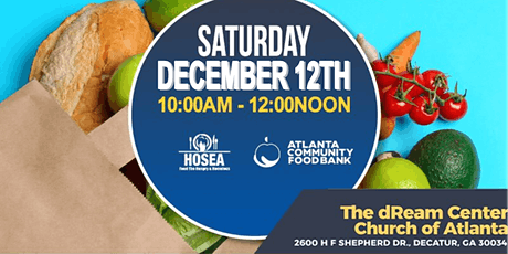 Groceries & Clothes On Us: FREE Grocery & Clothes Give Away tickets