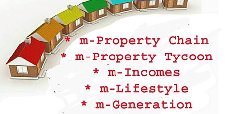 Property Auction Sale & Future Vision tickets