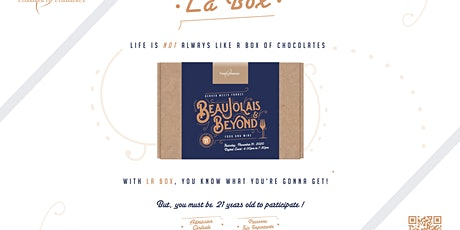 21st Annual Beaujolais & Beyond Festival tickets