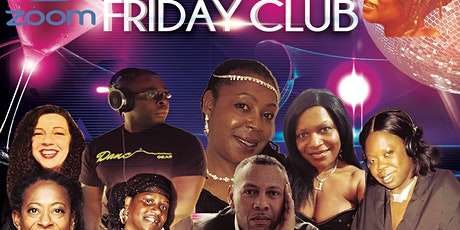 STOKEY FRIDAY CLUB ONLINE tickets