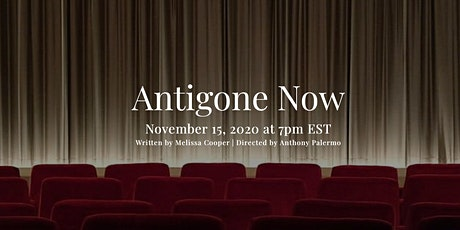 Antigone Now by Melissa Cooper tickets