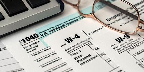 Tax Preparation tickets