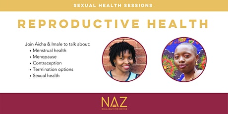 Reproductive Health Webinar tickets