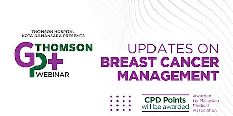 Updates on Breast Cancer Management tickets