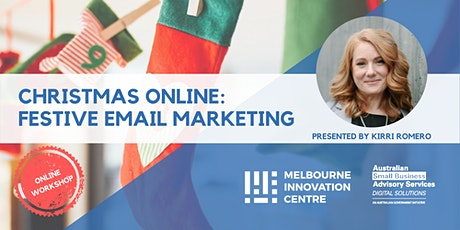 Christmas Online: Festive Email Marketing tickets