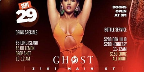 Ghost Tuesdays tickets