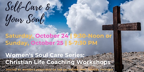 Self-Care & The Soul - Hosted by The Salvation Army Women's Ministries tickets
