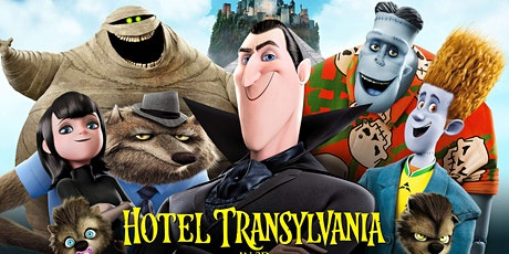 HOTEL TRANSYLVANIA - Movies In Your Car VENTURA - $29 Per Car tickets