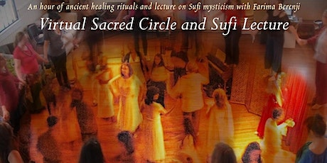 Virtual Sacred Circle and Sufi Lecture (October 2020) tickets