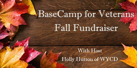 Base Camp for Veterans Fall Fundraiser 2020 tickets