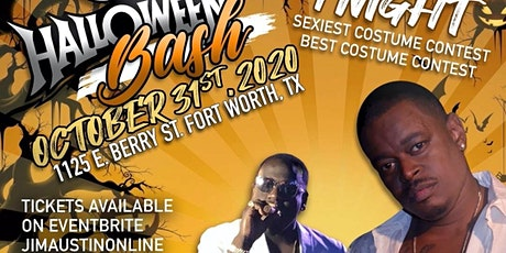 SIR CHARLES JONES & FAT DADDY -HALLOWEEN BASH - 2 SHOWS - 1 NIGHT tickets