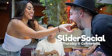 Slider Social Industry Night Thursday tickets