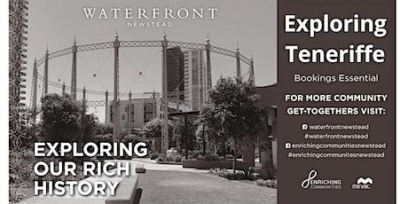 Exploring Teneriffe History Tour - 330pm tickets