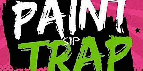 DC's Hottest Paint, Trap, & Sip tickets