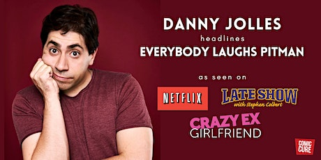 Danny Jolles at the Outdoor Sunset Auditorium tickets