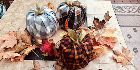 Pumpkins: Flannel and Cork tickets