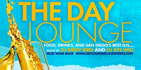 THE DAY LOUNGE tickets