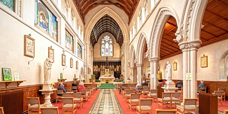 Celebration of  Mass: 4th October to 27th November tickets